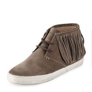 Frye Dylan Fringe sneakers